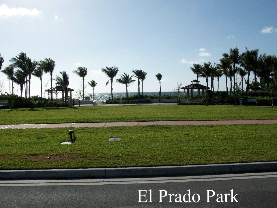 El Prado Park