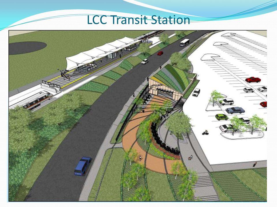 LCC Transit Station