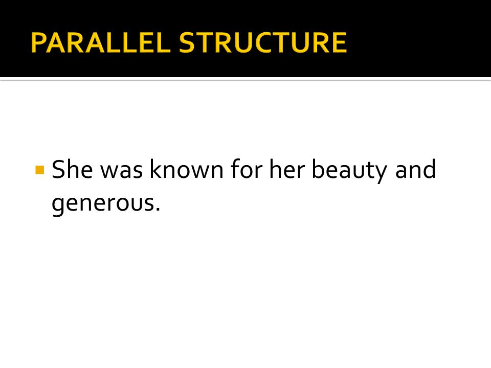  She was known for her beauty and generous.