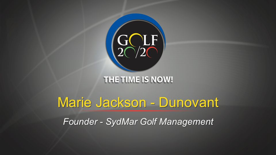 Marie Jackson - Dunovant Founder - SydMar Golf Management