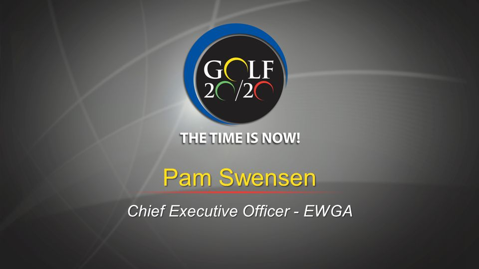 Pam Swensen Chief Executive Officer - EWGA