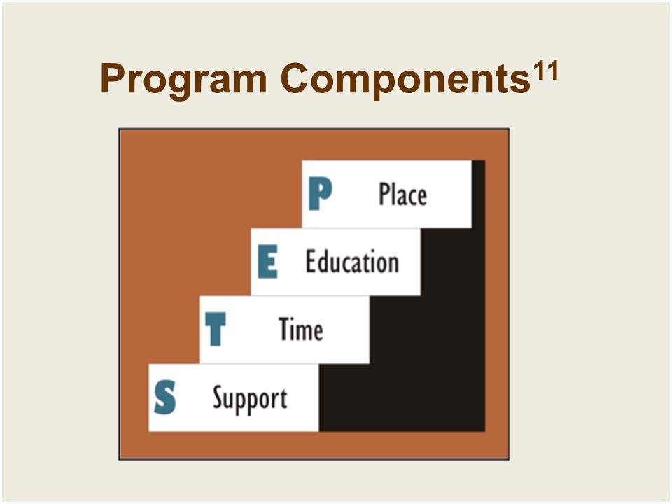 Program Components 11