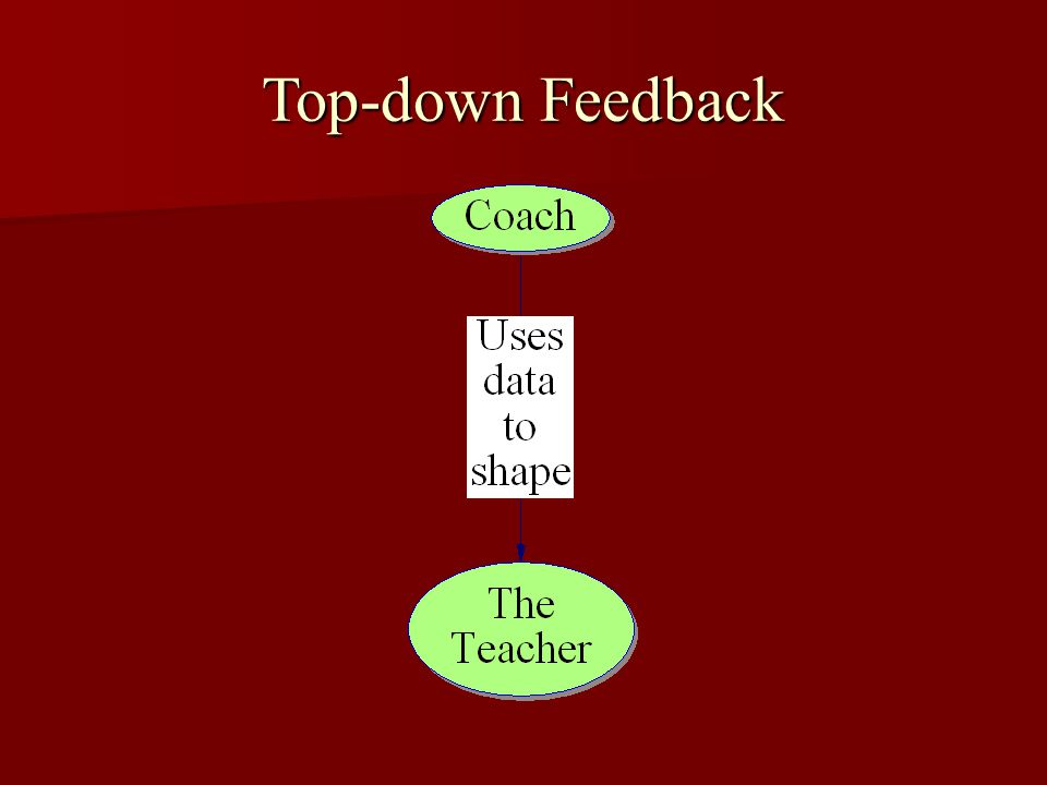 Top-down Feedback