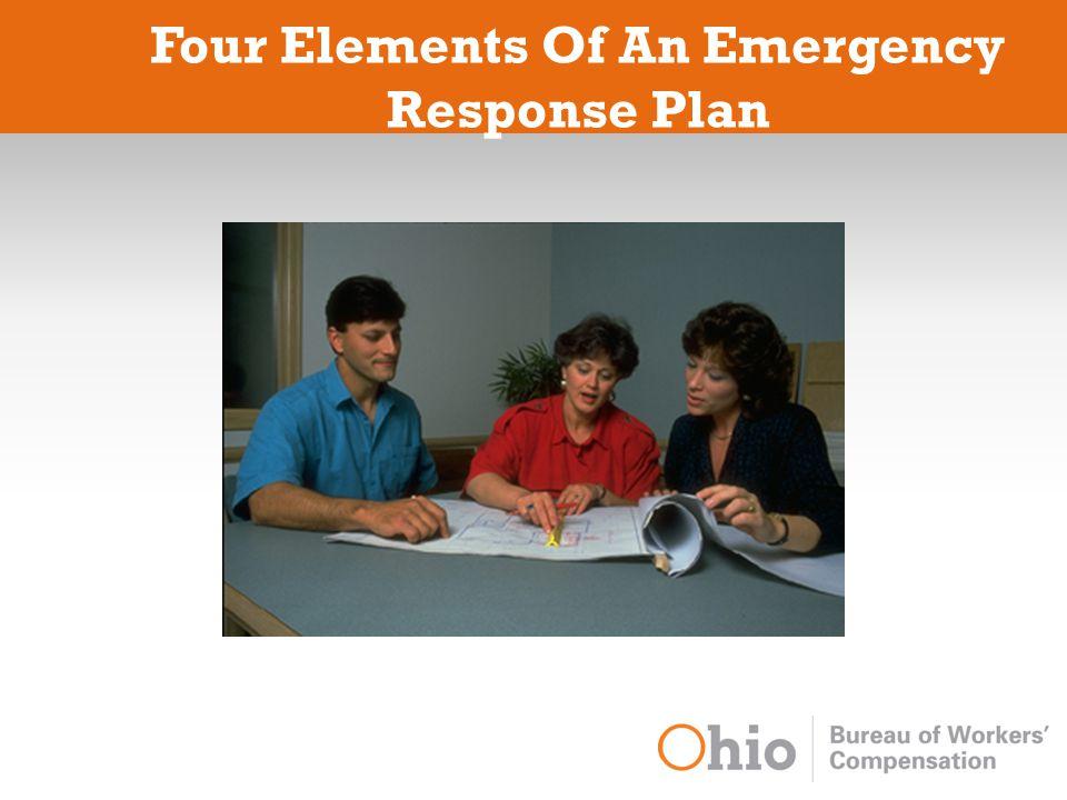 Four Elements Of An Emergency Response Plan