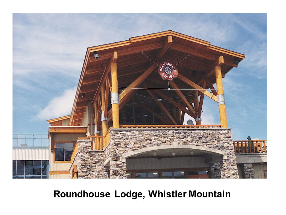 Roundhouse Lodge, Whistler Mountain