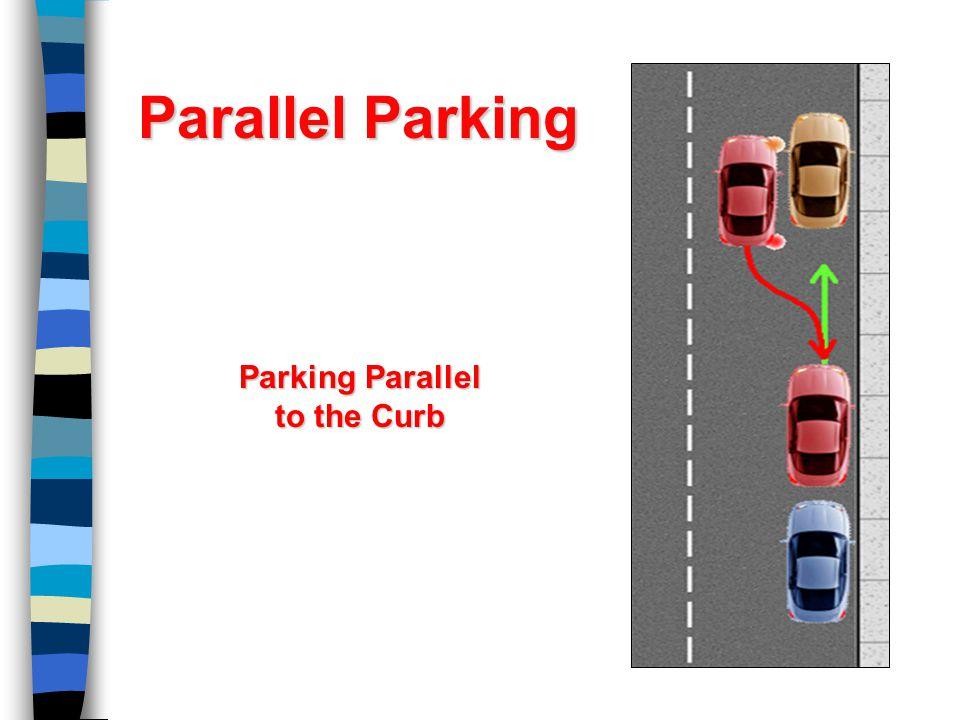 Parallel Parking Parking Parallel to the Curb