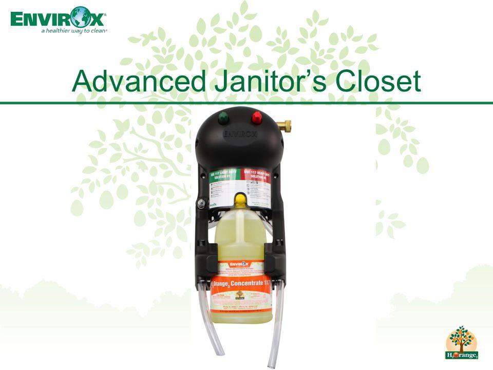 Advanced Janitor's Closet