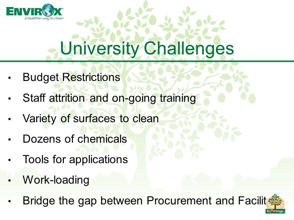 LEED (USGBC) Sustainability DfE EPA- Registrations USDA Biopreferred/Biobased listings Green certifications (Eco-Logo, Green Seal) Industry Compliance Initiatives