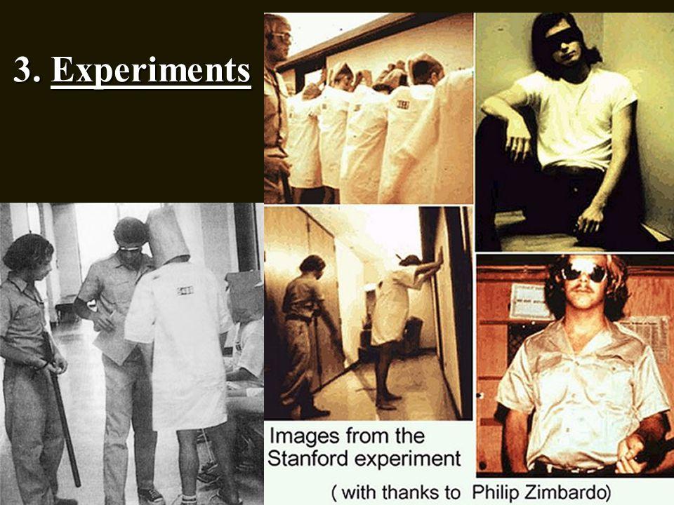 3. Experiments