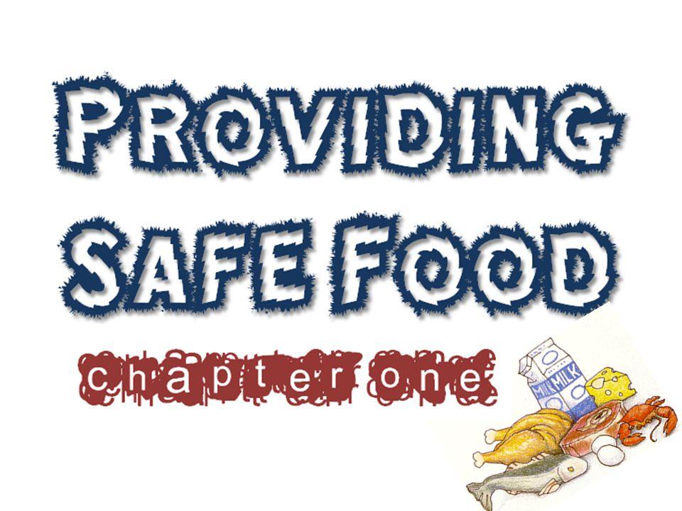 providing safe food