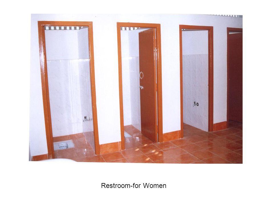 Restroom-for Women