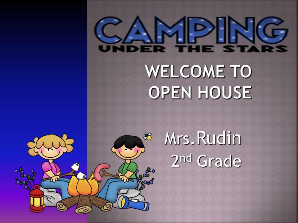 Mrs.Rudin Mrs.Rudin 2 nd Grade