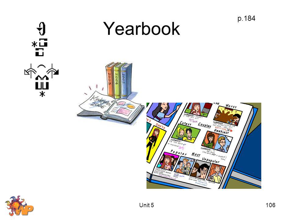 Unit 5106 Yearbook p.184