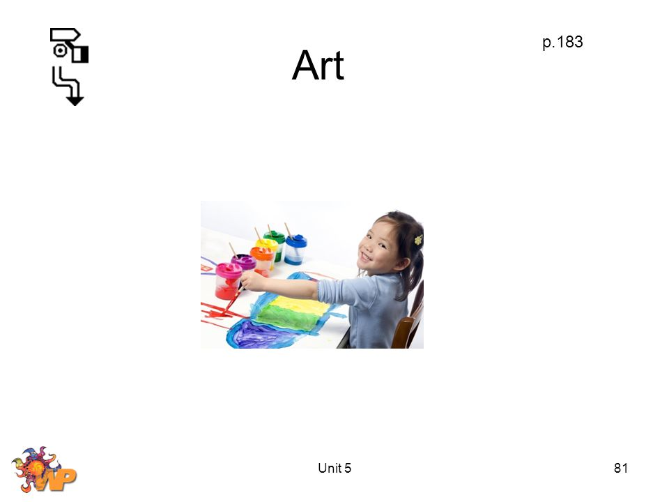 Unit 581 Art p.183