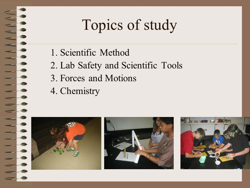 Materials 1.Binder (1 for science or 3 for all classes) 2.Tab Dividers 3.