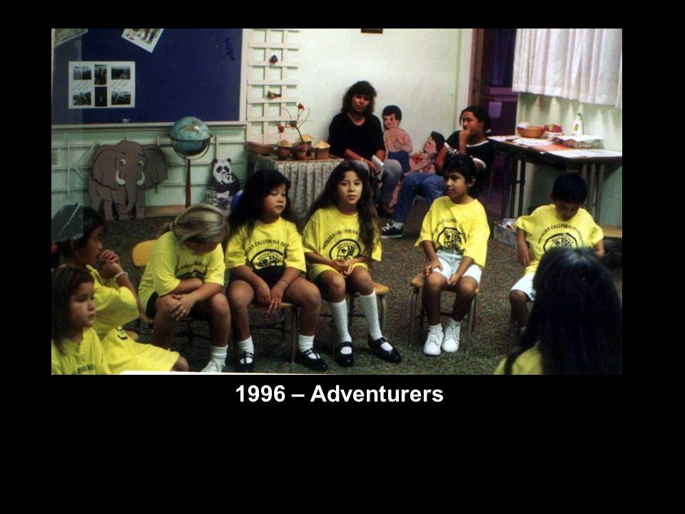 1996 – Adventurers
