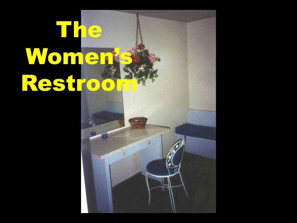The Women's Restroom