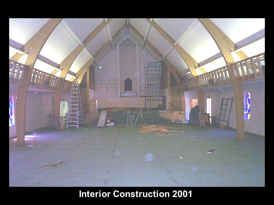 Interior Construction 2001