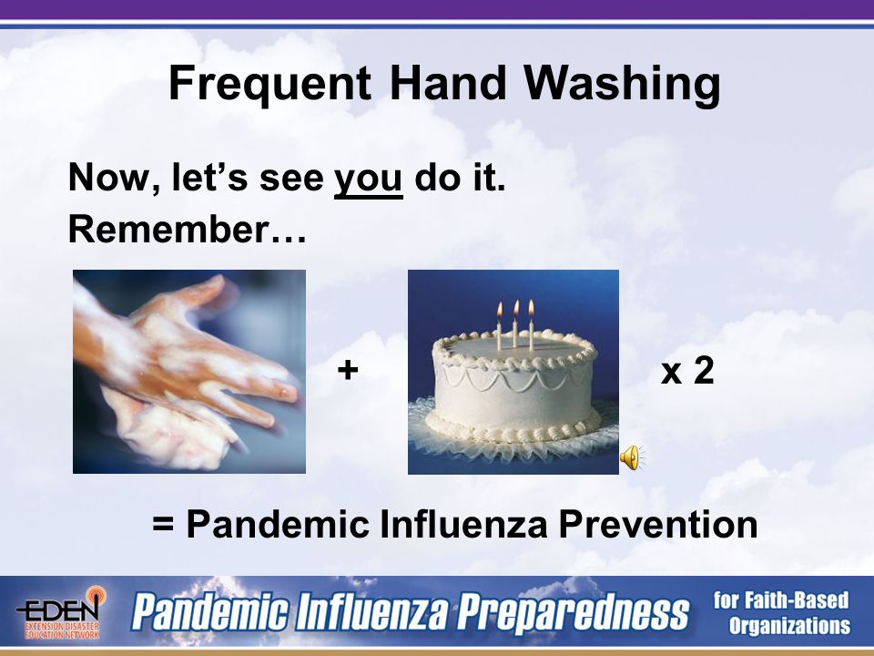 Hand Washing Demonstration Remember… Clean hands save lives.