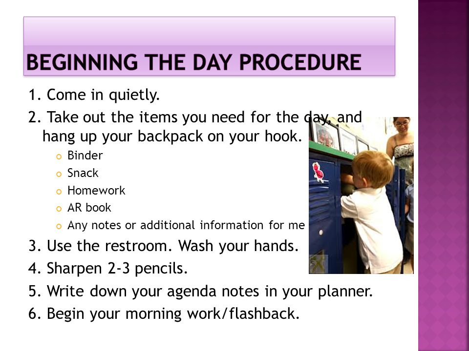 Procedures are important in society so that people can function in an acceptable and organized manner.