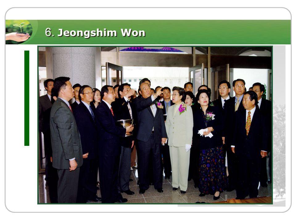 6. Jeongshim Won