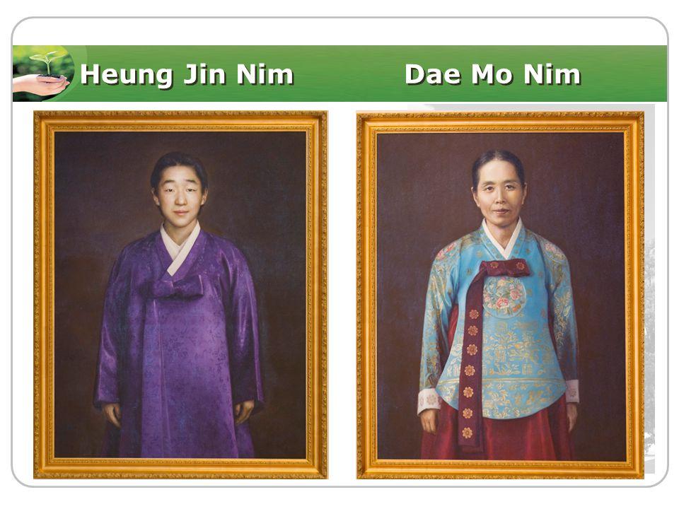 Heung Jin Nim Dae Mo Nim