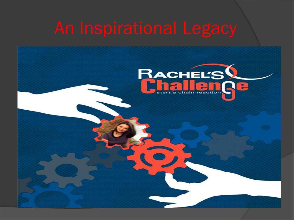 An Inspirational Legacy