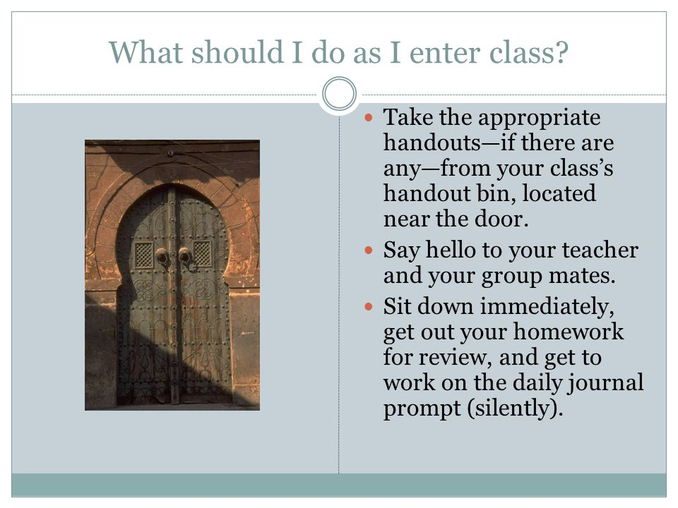 How can I get help when I need it.Ask for help in class.