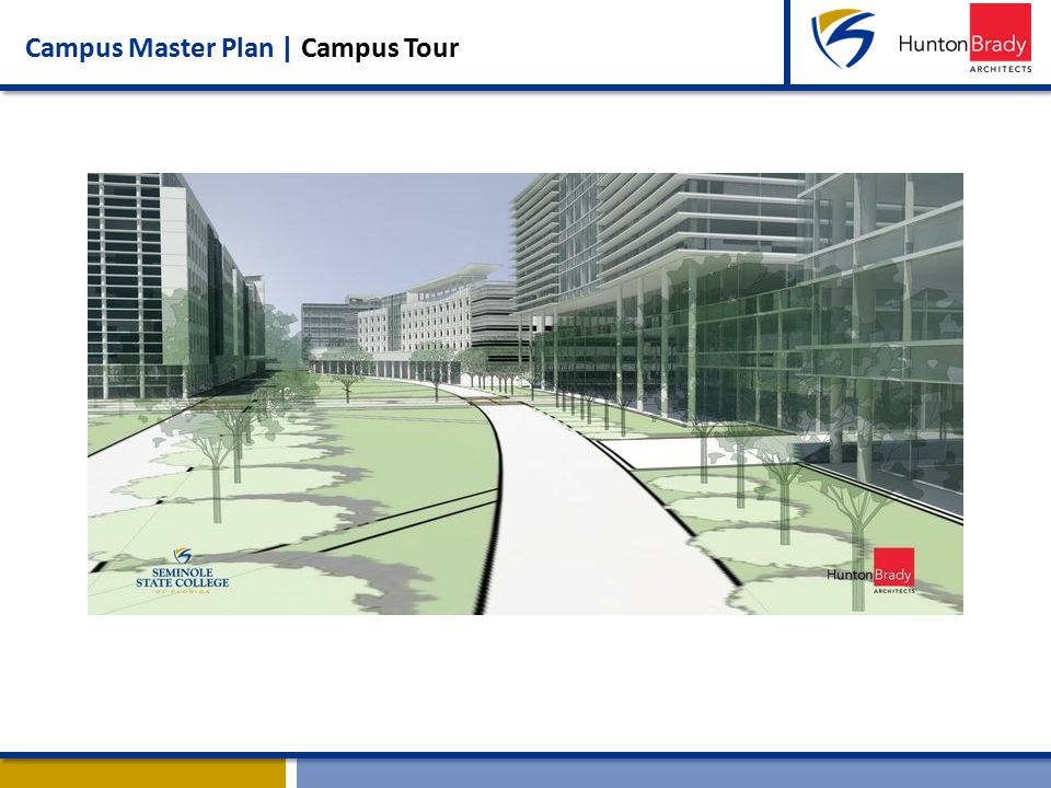 Campus Master Plan | Campus Tour