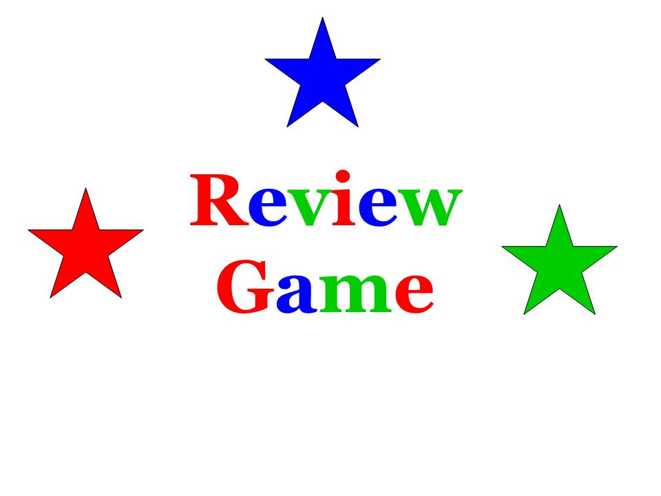 ReviewGameReviewGame