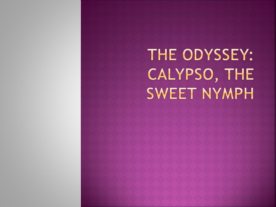 3.What does she try to do before she officially lets Odysseus go.