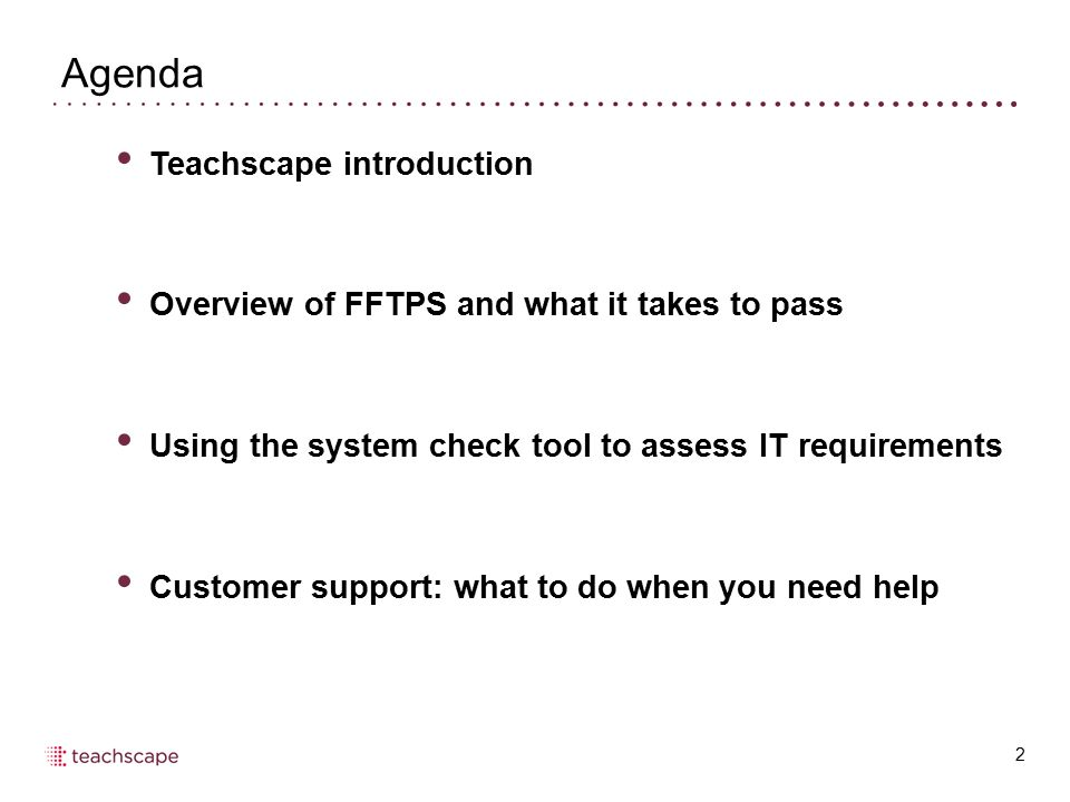Proficiency assessment: overview Two stages.