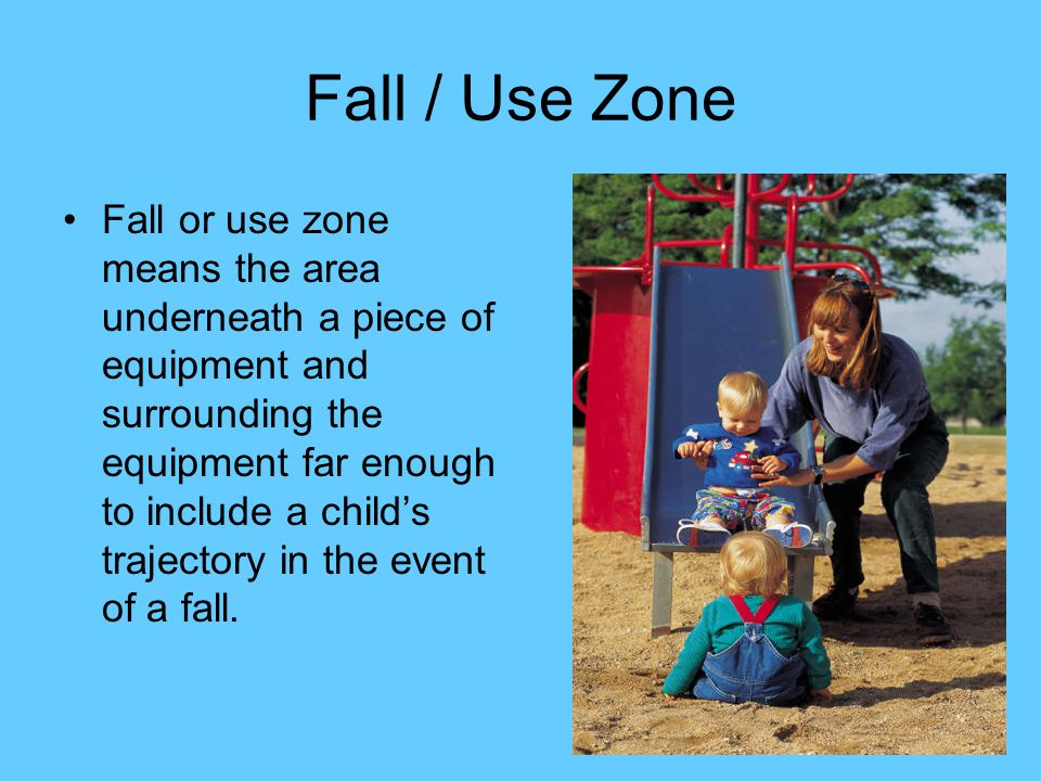 Critical Height Based on tests, 9 inches of compressed Engineered Wood Fiber will protect a child on equipment up to 10 feet in height.