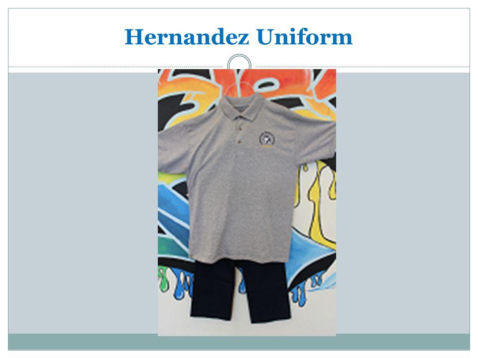 Hernandez Uniform