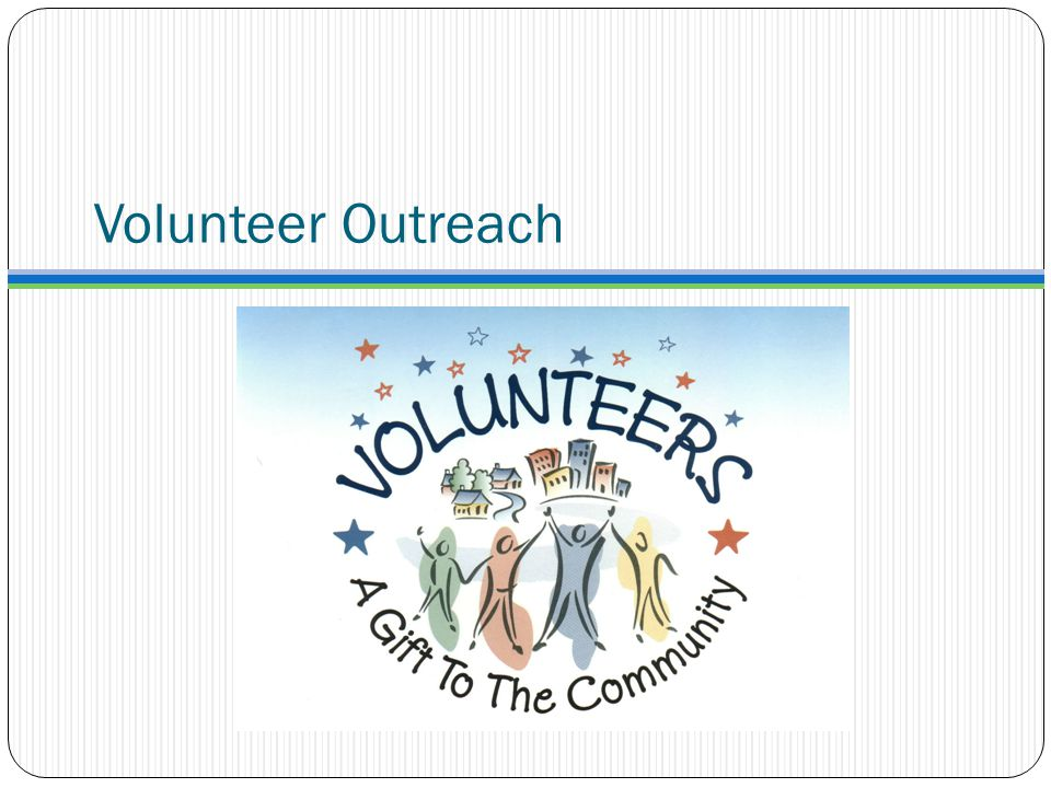 Volunteer Outreach