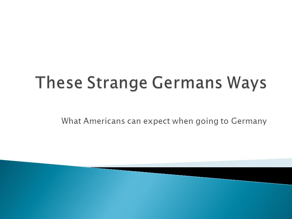  These Strange German Ways and the Whys of the Ways by Susan Stern (1998)  The Germans by Gordon Craig (1981)