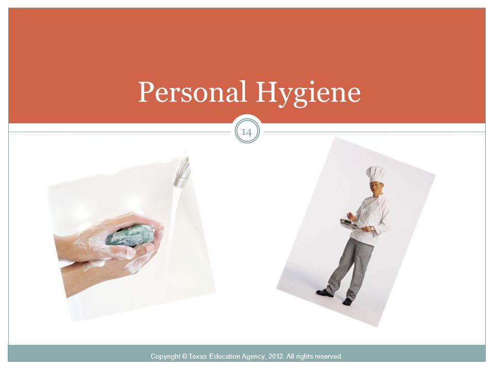 14 Personal Hygiene