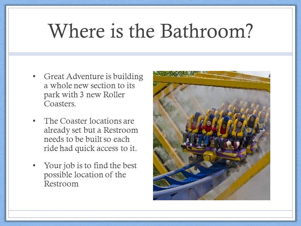 Where is the Bathroom.