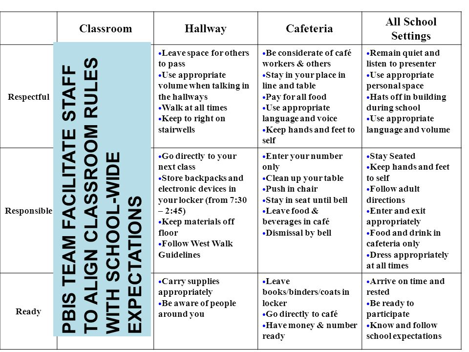 Classroom Management Self-Assessment Sugai, Colvin, Horner & Lewis-Palmer Effective Classroom Management Practices Current Status Not In Pl 0 Partial 1 In Place 2 DEFINING AND TEACHING BEHAVIORAL EXPECTATIONS 1.