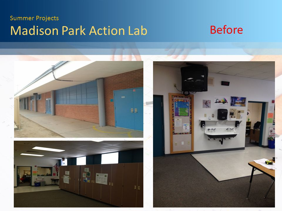 Summer Projects Madison Park Action Lab After