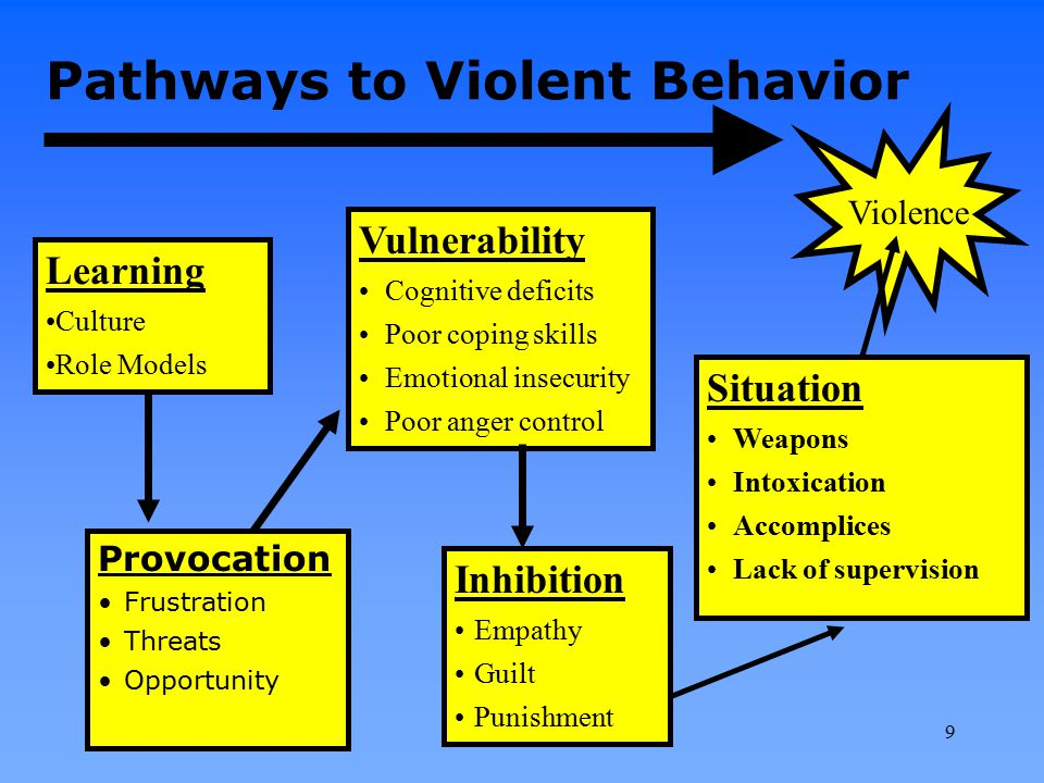 Extended Threat Inquiry (Substantive Threats) Consider previous aggressive/delinquent behavior, exposure to violence Peer relationships and social adjustment Assess coping skills, and strengths DOES THIS STUDENT POSE A THREAT.