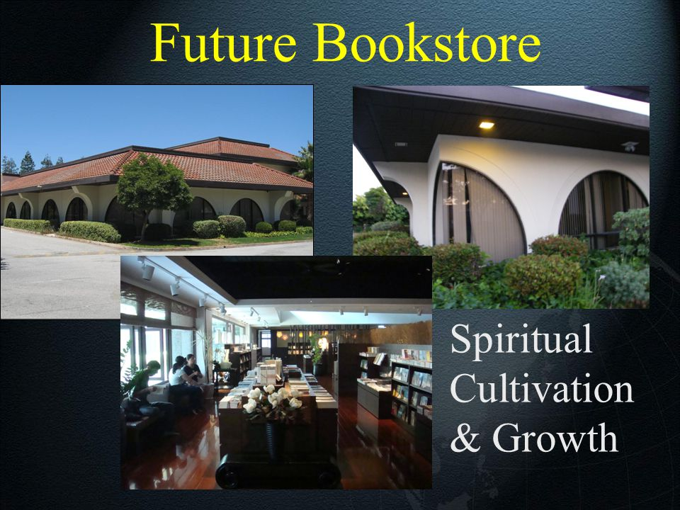 Future Bookstore Spiritual Cultivation & Growth