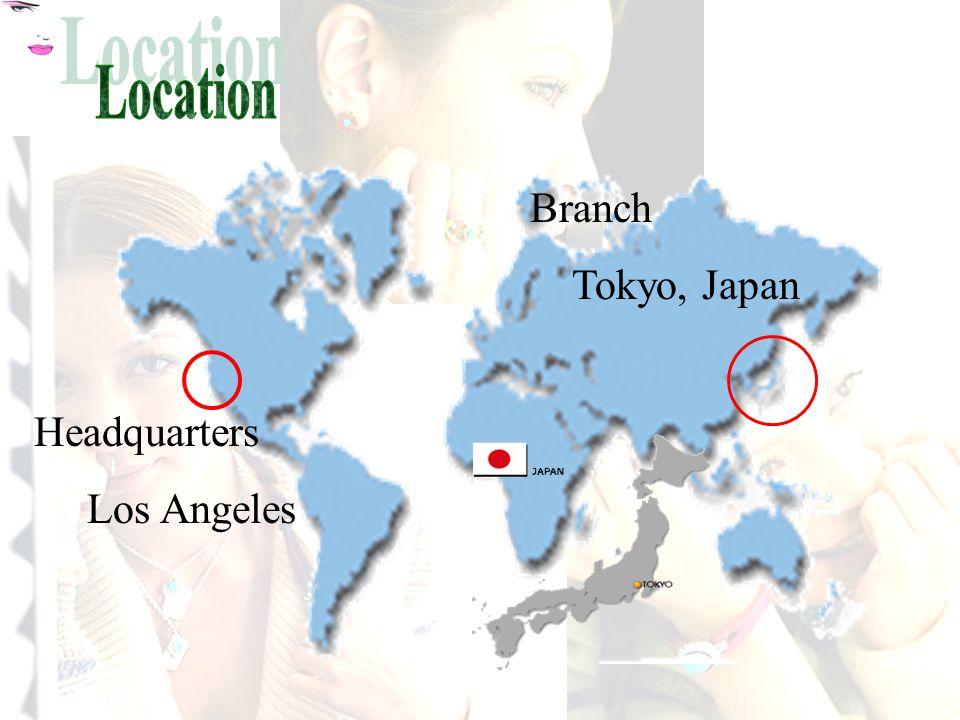Headquarters Los Angeles Branch Tokyo, Japan