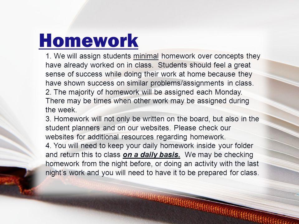 Homework 1.
