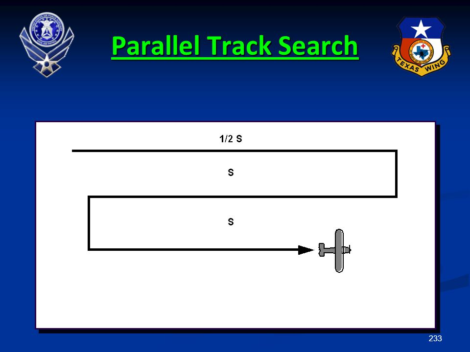 233 Parallel Track Search