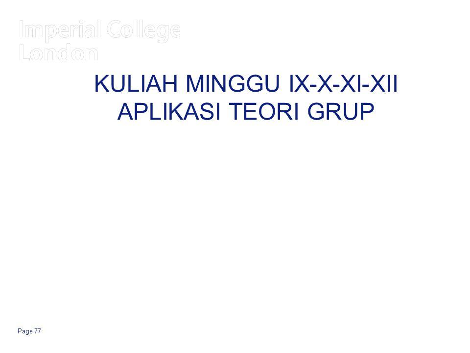 Page 77 KULIAH MINGGU IX-X-XI-XII APLIKASI TEORI GRUP