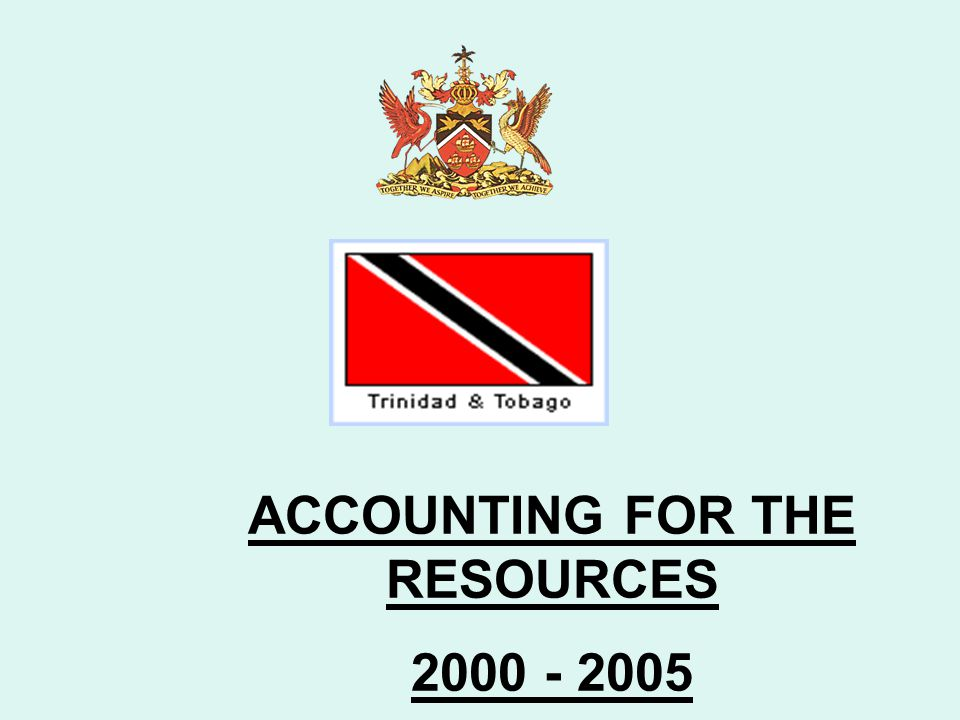 Our Trinidad and Tobago Scorecard- Economic Growth Energy Sector Social Sector National Security Infrastructure Housing Education Health Agriculture State Enterprises Tobago