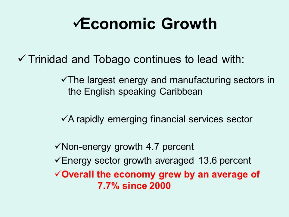 STATE ENTERPRISES IN TRINIDAD AND TOBAGO