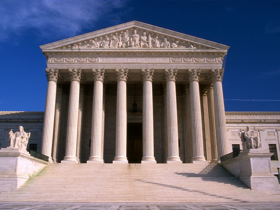 The Judicial Branch The Constitution also establishes a Supreme Court and other federal courts.