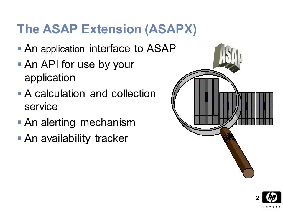 23 ASAPXMON Monitor Process  Handles domain registration functions in a cpu  Allocates and manages shared memory  Produces metrics at each interval  Produces aggregates for its CPU  Uses DOTs to rank metric (attribute) values  Writes detail domain data to the SGP or to the ASAP Collector  Writes aggregate domain data to the SGP
